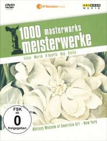 1000 Meisterwerke - Whitney Museum of American Art - New York, DVD