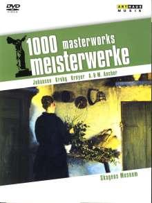 1000 Meisterwerke: Skagens Museum, DVD