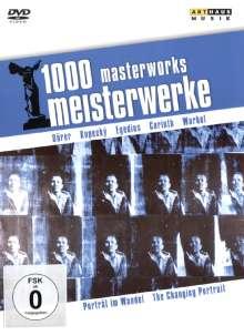 1000 Meisterwerke - Portrait im Wandel, DVD