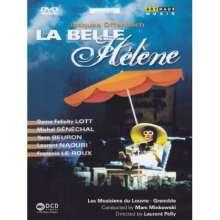 Jacques Offenbach (1819-1880): La belle Helene, DVD