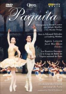 Ballet de l'Opera National de Paris:Paquita, DVD