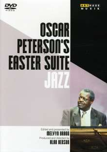 Oscar Peterson (1925-2007): Easter Suite, DVD