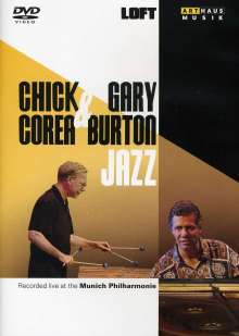 Chick Corea & Gary Burton: Jazz: Live At The Munich Philharmonie 1997, DVD
