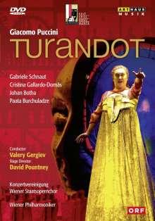 Giacomo Puccini (1858-1924): Turandot, DVD
