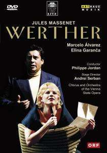 Jules Massenet (1842-1912): Werther, DVD