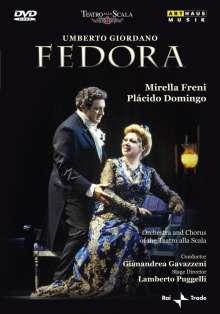 Umberto Giordano (1867-1948): Fedora, DVD