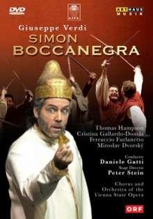 Giuseppe Verdi (1813-1901): Simon Boccanegra, DVD
