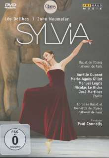 Ballet de l'Opera National de Paris:Sylvia, DVD