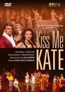 Cole Porter (1891-1964): Kiss me,Kate, DVD