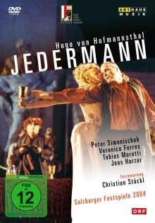 Jedermann (Salzburg 2004), DVD