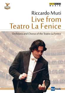 Teatro La Fenice Orchestra - Gala Reopening of the, DVD