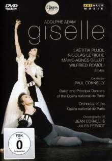 Ballet de l'Opera National de Paris:Giselle (Adam), DVD