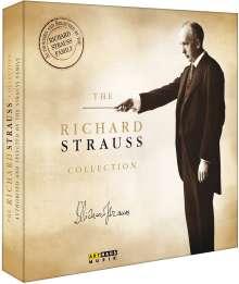 Richard Strauss (1864-1949): The Richard Strauss Collection, 11 DVDs