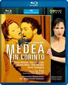 Johann Simon (Giovanni Simone) Mayr (1763-1845): Medea in Corinto, Blu-ray Disc