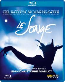 Les Ballets De Monte-Carlo - Le Songe, Blu-ray Disc