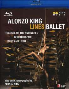 Alonzo King Lines Ballet, Blu-ray Disc