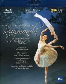 Ballett der Mailänder Scala:Raymonda (Glasunow), Blu-ray Disc