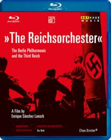 The Reichsorchester - The Berlin Philharmonic and the Third Reich, Blu-ray Disc