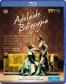 Gioacchino Rossini (1792-1868): Adelaide di Borgogna, Blu-ray Disc