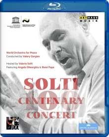 Solti Centenary Concert, Blu-ray Disc