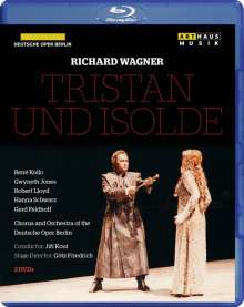Richard Wagner (1813-1883): Tristan und Isolde, Blu-ray Disc