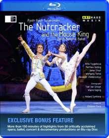 Holländisches Nationalballett - Der Nußknacker und der Mäusekönig (Tschaikowsky), Blu-ray Disc