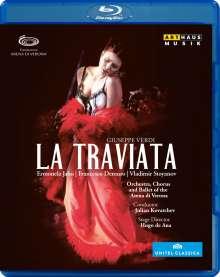 Giuseppe Verdi (1813-1901): La Traviata, Blu-ray Disc