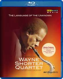 Wayne Shorter (geb. 1933): The Language Of The Unknown: A Film About The Wayne Shorter Quartet, Blu-ray Disc