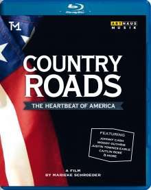 Country Roads - The Heartbeat Of America, Blu-ray Disc