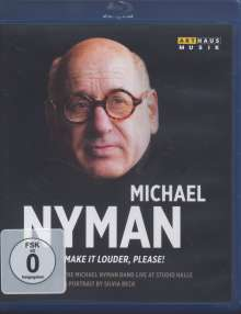 Michael Nyman (geb. 1944): Michael Nyman - Composer in Progress/In Concert, Blu-ray Disc