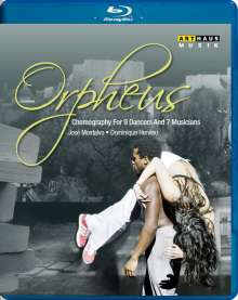 Orpheus, Blu-ray Disc