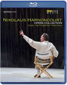 Nikolaus Harnoncourt - Opera Collection, Blu-ray Disc