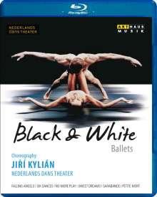 Nederlands Dans Theater:Black & White (Ballette), Blu-ray Disc