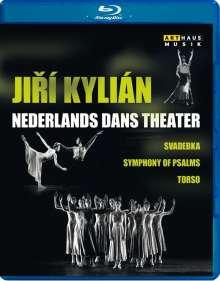 Jiri Kylian & Nederlands Dans Theater, Blu-ray Disc