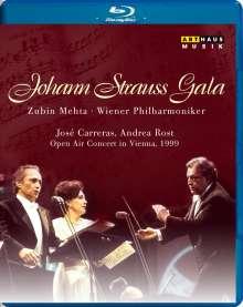 Wiener Philharmoniker - Johann Strauss Gala, Blu-ray Disc