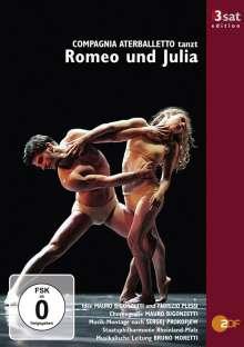 Compagnia Aterballetto tanzt Romeo und Julia, DVD