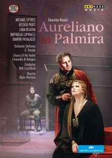 Gioacchino Rossini (1792-1868): Aureliano in Palmira, 2 DVDs