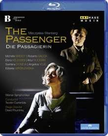 Mieczyslaw Weinberg (1919-1996): Die Passagierin op.97 (Oper 1967/68), Blu-ray Disc