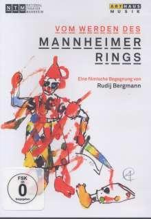Richard Wagner (1813-1883): Vom Werden des Mannheimer Rings, DVD