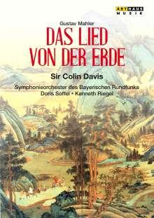 Gustav Mahler (1860-1911): Das Lied von der Erde, DVD