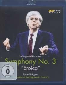 Ludwig van Beethoven (1770-1827): Symphonie Nr.3, Blu-ray Disc