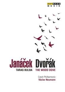 Leos Janacek (1854-1928): Taras Bulba, DVD
