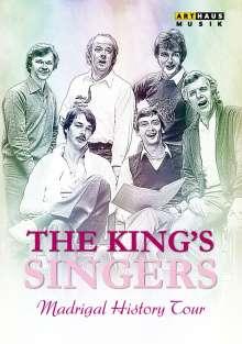 King's Singers - Madrigal History Tour (Dokumentation), 2 DVDs