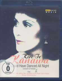 Kiri Te Kanawa - I Could Have Danced All Night (Konzert & Portrait), Blu-ray Disc