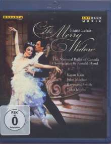 National Ballet of Canada: The Merry Widow, Blu-ray Disc