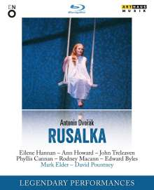 Antonin Dvorak (1841-1904): Rusalka, Blu-ray Disc