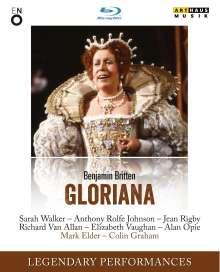 Benjamin Britten (1913-1976): Gloriana, Blu-ray Disc