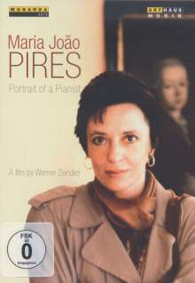 Maria Joao Pires - Portrait of a Pianist, DVD