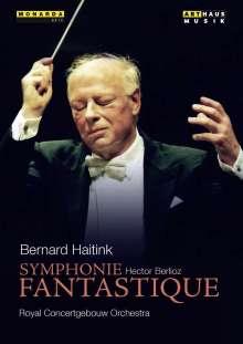 Hector Berlioz (1803-1869): Symphonie fantastique, DVD