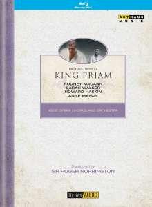 Michael Tippett (1905-1998): King Priam, Blu-ray Disc